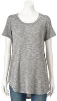 Juicy Couture Women's Marled Tee