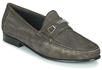 GUESS PADOVA men's Loafers / Casual Shoes in Black
