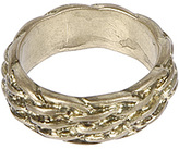 H81 Weave Metal Ring