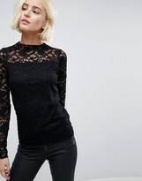 B.young Lace Top