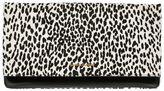 Saint Laurent 'Classic Paris' leopard print clutch