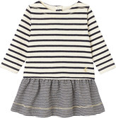 Petit Bateau Striped knitted dress 3-36 months