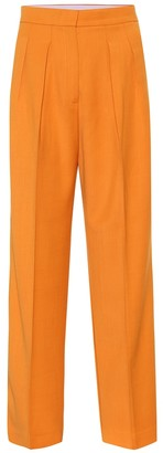 Roksanda High-rise twill pants