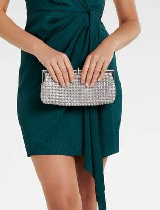 Ever New Valencia Diamante Clutch