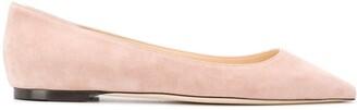 Jimmy Choo Romy ballerina shoe