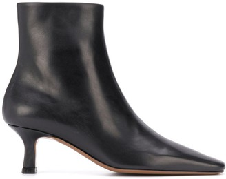 Neous Low-Heel Ankle Boots