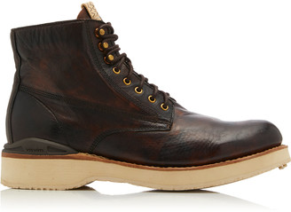 Visvim Virgil Leather Boots