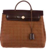 Hermes Jacquard Herbag Backpack