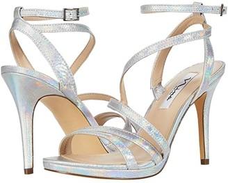 Nina Ryckie (Silver Holo Lizzie) Women's Shoes