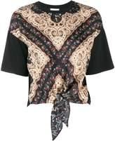 Sandro Paris paisley print blouse
