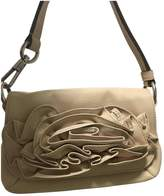 Saint Laurent Beige Leather Handbags