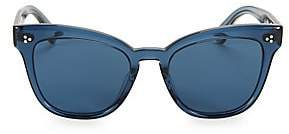 Oliver Peoples Women's Marianela 54MM Butterfly Sunglasses