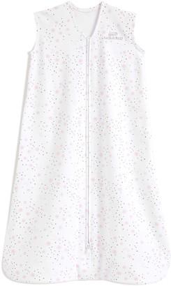 Halo Baby Girl Pink Midnight Moons & Stars SleepSack Sleep Bag - Small