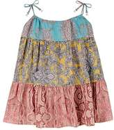 Zimmermann PAISLEY REALM BABYDOLL DRESS
