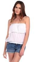 Elan International Camilla Crochet Tube Top
