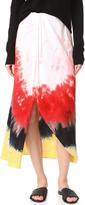 Baja East x Minions Maxi Skirt