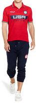 Polo Ralph Lauren Team USA Custom-Fit Polo Shirt
