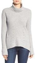 Women's Chelsea28 Rib Knit Turtleneck Sweater