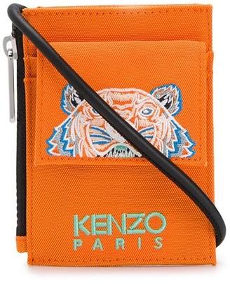 Kenzo Tiger shoulder strap pouch