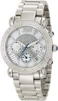 "JBW Women's JB-6210-160-A ""Victory"" 1.5 Carats Diamond Chronograph Watch"