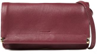 Jerome Dreyfuss Yves Pebbled-leather Shoulder Bag