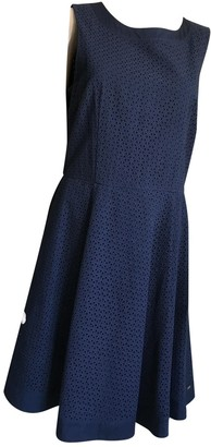 Tommy Hilfiger Navy Lace Dress for Women