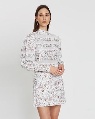 SIR the Label Haisley Long Sleeve Dress