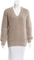 Louis Vuitton Wool Long Sleeve Sweater
