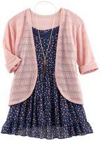 Knitworks Girls 7-16 Dress