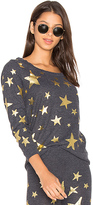 Chaser Starry Night Tee in Charcoal