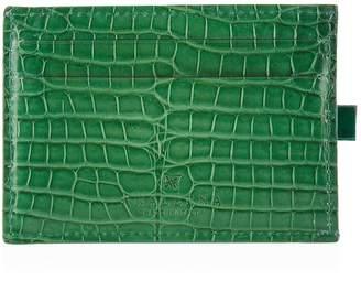 Analeena Crocodile Card Holder