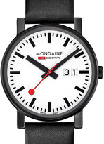 Mondaine A6273030361sbb evo big stainless steel watch