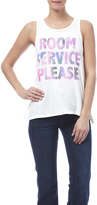 Junk Food Clothing Room Service Muscle Tee
