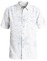 Quiksilver Waterman Men's Encinitas Woven Short-Sleeve Shirt
