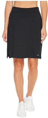 SkirtSports Skirt Sports Happy High Waist Skirt (Black) Women's Skort