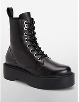 Calvin Klein Jeans Haley Leather Boot