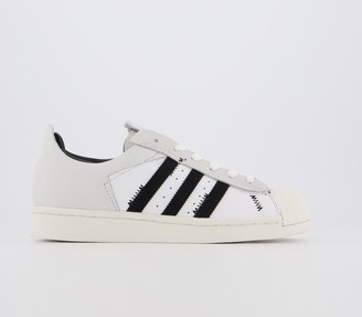 adidas Superstar Trainers White Core Black Off White