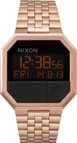 Nixon Women's Quartz Watch digital Display and Stainless Steel Strap A158897-00