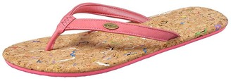 O'Neill Women's FW Cork Bed FLIP Flops