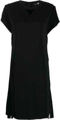Karl Lagerfeld Paris Cady T-shirt dress