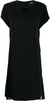 Karl Lagerfeld Paris Cady T-shirt dress
