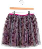 Paul Smith Girls' Gisa Mesh Skirt w/ Tags
