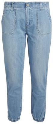 Paige Mayslie Sweatpants Jeans