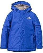 The North Face Blue Youth Snowquest Waterproof Jacket