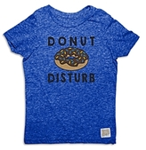 Original Retro Brand Boys' Donut Disturb Tee - Little Kid