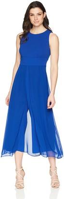 Sangria Women's Culotte Jumpsuit
