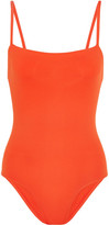 Eres Les Essentiels Aquarelle Swimsuit - Tomato red