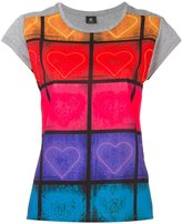 Paul Smith heart print T-shirt