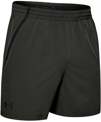 Under Armour Mens Qualifier 5in Woven Training Shorts