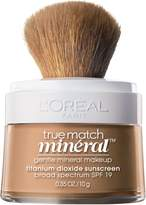 L'Oreal True Match Naturale Mineral Foundation, Creamy Natural, 0.35 Ounces
